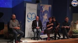 Dialoghi tra Alieni con Stefano Bollani, Mauro Biglino, Anne Givaudan, Igor Sibaldi