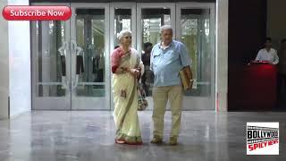 Vidya Balan Celebrate Salome Roy Kapoor Birthday With Sidharth & Aditya