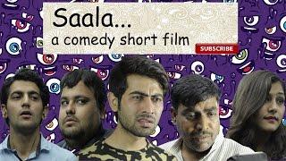 Saala | a comedy short film | Goran the bolt | Comedy movie hindi | 2017