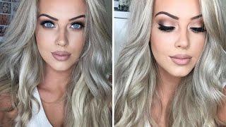 Prom/Debs Drugstore Makeup & Hair Tutorial   Chloe Boucher