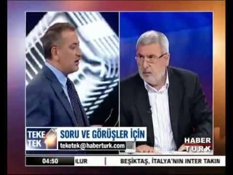 Fatih Altayli Mehmet Metineri Kovdu Rezil eti Teke Tek te