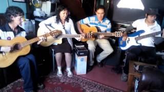 hoy me postro de rodillas - Familia Jara Cuevas