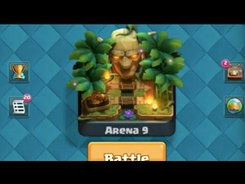 Jungle Arena Has Been Released! Dart Goblin!