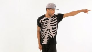 How to Do Locking Points | Street Dance
