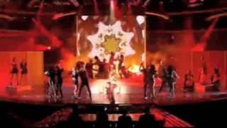 Rihanna - Only Girl (In The World) - LIVE X-Factor 2010 Performance Show