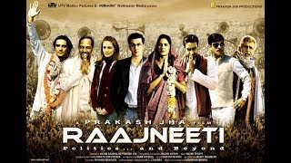 Raajneeti (2010) - Hindi Movie Trailer/Teaser - Bollywood Drama/Political/Thriller