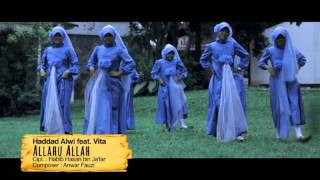 Haddad Alwi - Allahu Allah (Official Music Video)