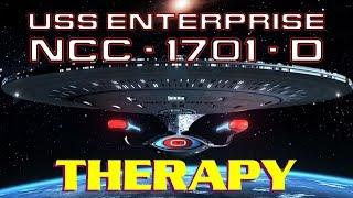 USS Enterprise D Analysis Review Retrospective