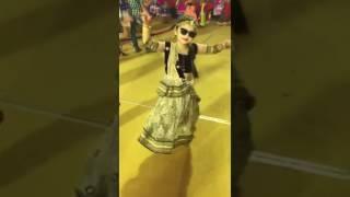 Gujarati Garba Dance Videos 2017  Gujarati Garba Funny Video