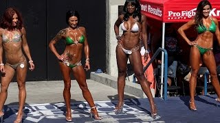 Muscle Beach Bikini Masters Champion
