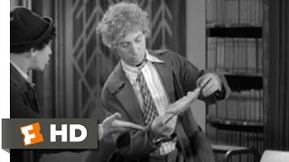 Animal Crackers (6/9) Movie CLIP - Where's The Flesh? (1930) HD