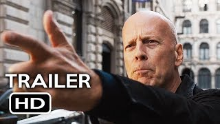Death Wish Official Trailer #2 (2018) Bruce Willis, Vincent D