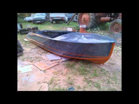 казанка видео лодка