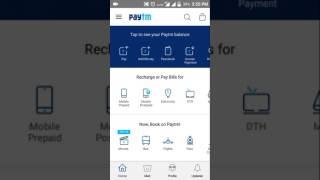 Paytm 30% caseback jio recharge offer