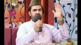 Urdu Naat( Tujh Sa Koi Nahi)Syed Zabeeb Masood.By Visaal
