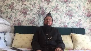 Mufti Ayyub Kashmiri ku Jawab part 1