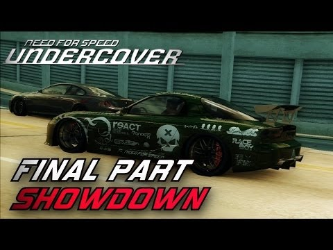 NFS Undercover Final Storyline Part & Credits Showdown PC