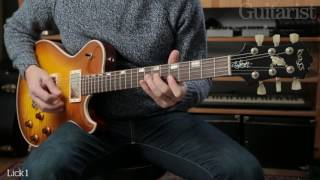 Blues Headlines – Peter Green Style Soloing