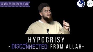 Two Faced: Overcoming Hypocrisy | Ustadh AbdelRahman Murphy | #YC2016