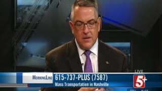 MorningLine: Mass Transit in Nashville P.2