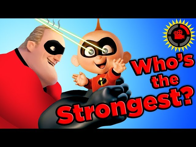 Film Theory: Which of The Incredibles Is THE MOST Incredible? (Disney Pixar's The Incredibles)