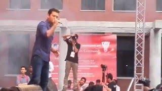 Tahsan New Live at EWU 2016 (Bindu Ami)