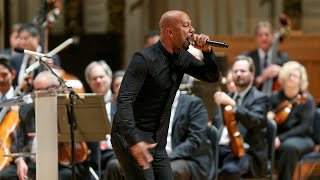 """""""Glory"""" featuring Common, John Morris Russell and the Cincinnati Symphony Orchestra"""