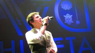 David Archuleta - Climb Every Mountain - Club Nokia- LA 12/14/11