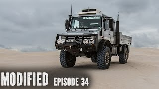 Unimog Review, Modified Episode 34