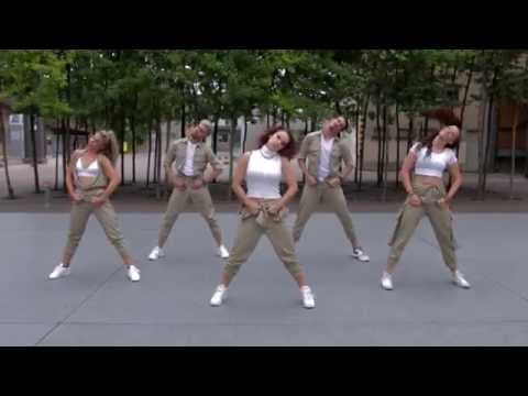 Mek It Bunx | DeeWunn ft. Marcy Chin | MnM Choreography (Mike & Marcelo)