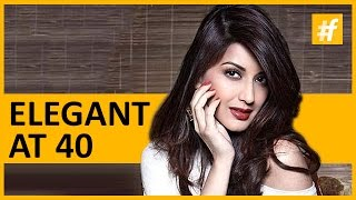 Sonali Bendre on actresses and aging | Live on #fame