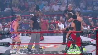 Bobby Lashley Returns To TNA Wrestling
