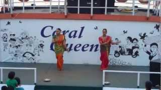 Mandovi River Cruise Goa, Beautiful dance