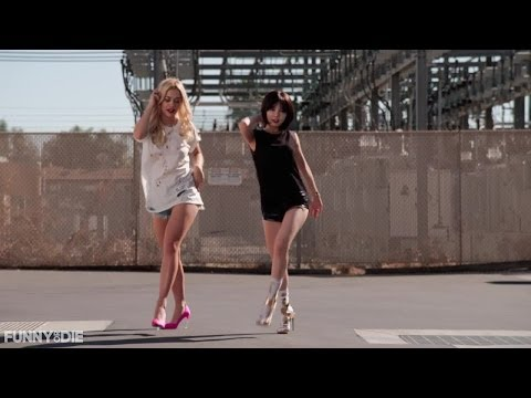 Xxx Mp4 Girl You Better Walk With HyunA And Rita Ora 3gp Sex