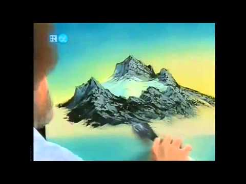 The Joy of Painting s21 12   Lone Mountain