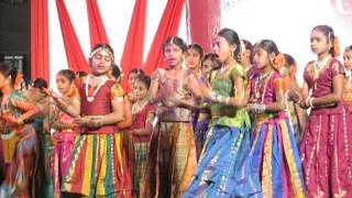 TELUGU BASHA SONG DANCE