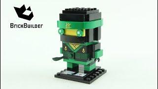 Lego BrickHeadz 41487 Lloyd - Lego Speed Build