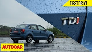 Volkswagen Ameo 1.5 TDI Diesel   First Drive   Autocar India