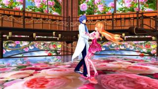 My Song・074P・Piano_C.Orchestral・Luka・Kaito ワルツ [香花] Rose Garden