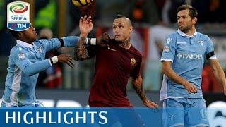 Lazio - Roma - 0-2 - Highlights - Giornata 15 - Serie A TIM 2016/17