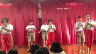Thai dance. Nj.