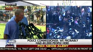 Boston Police Chief: Leftist Protesters Hurled BOTTLE FULL OF URINE at Police