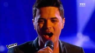 Yann'sine Jebli - Impossible (James Arthur) The Voice