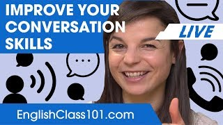How to Share a Conversation in English  - Basic English Phrases