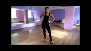 Ladies Style   Salsa  LA   Ксения Сунчугашева, г  Томск