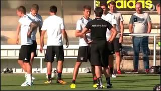 Joachim Löw/die Mannschaft  - Sportschau 29.08.17