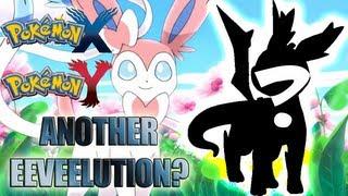 Pokemon X, Y, & Z - SYLVEON REVEALS ★ANOTHER★ NEW EEVEE EVOLUTION!  Analysis #2