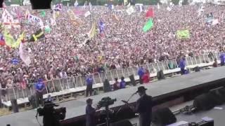 Madness - House Of Fun - Glastonbury 2016 (Stage Cam)