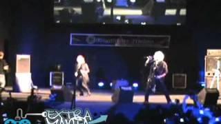 Hironobu Kageyama y Masaaki Endoh - Kanjite Knight Live in Perú (Otakufest 2010)