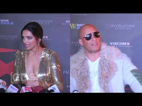 Deepika Padukone Hot At xXx The Return of Xander Cage...!